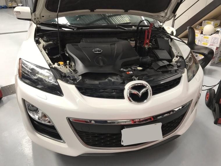 2012 Mazda CX-7一階ECU動力調校/ Stage 1 ECU Tuning/ Stage 1